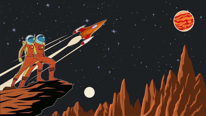Kinetic Rockets